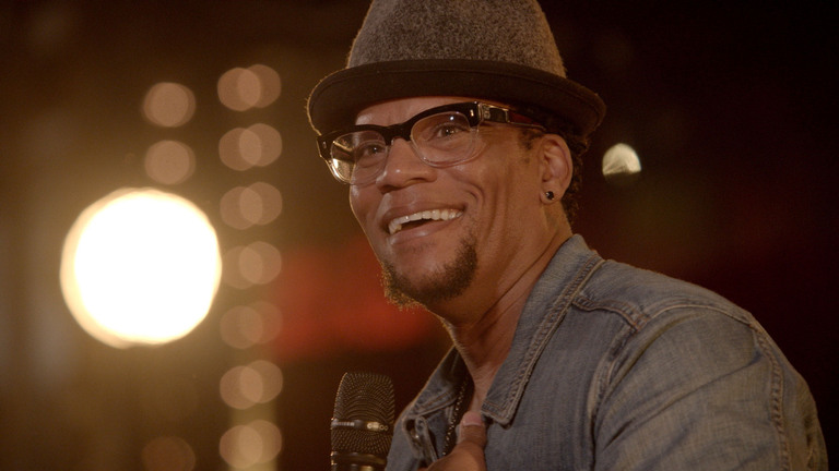 HE BEAT THE F**K OUT OF ME - WATCH DL HUGHLEY ON THIS IS NOT HAPPENING