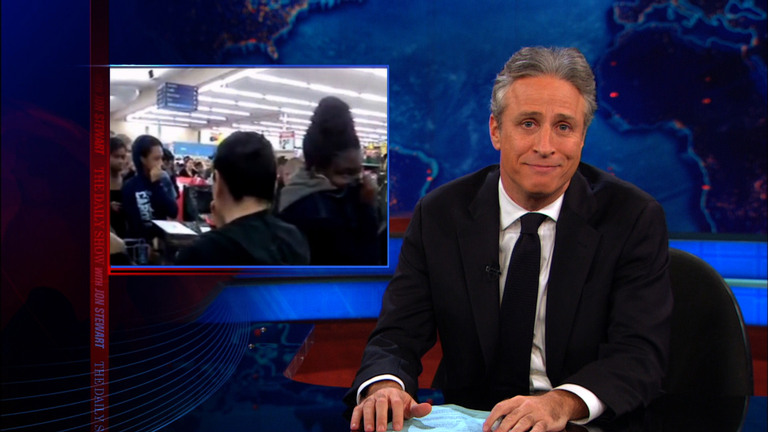 SHOP & AWE - THE BEST OF THE DAILY SHOW'S BLACK FRIDAY COVERAGE