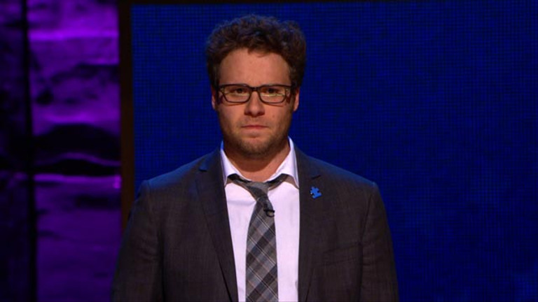 SETH ROGEN'S PEE PARTY - WATCH THE BEST MOMENTS FROM THE 2012 SHOW