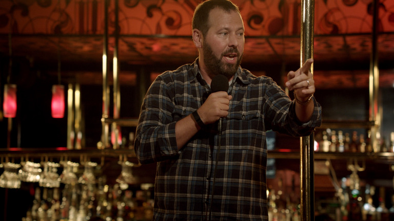 BERT KREISCHER FIGHTS A BEAR - WATCH A PREVIEW OF THURSDAY'S EPISODE