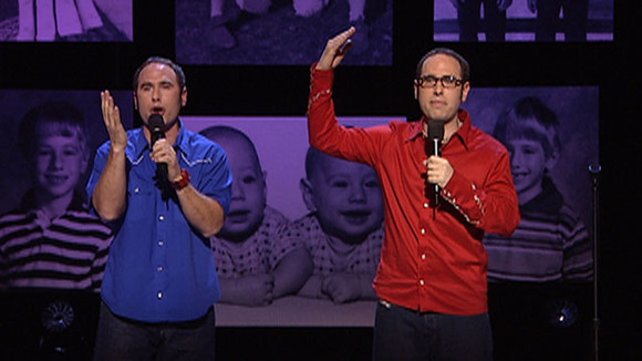 CC Presents: The Sklar Brothers