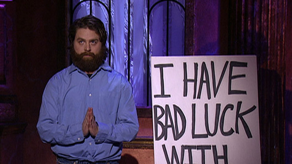 CC Presents: Zach Galifianakis