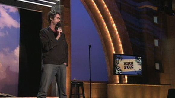 CC Presents: Kirk Fox