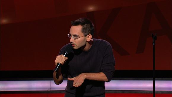 CC Presents: Myq Kaplan