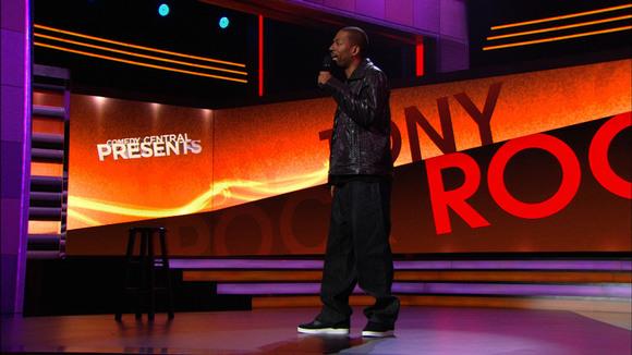CC Presents: Tony Rock
