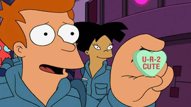 Image result for futurama love and rocket